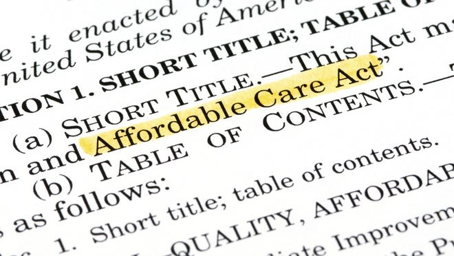 One federal appeals court said Tuesday that tax subsidies in the Affordable Care Act could not be applied in 34 states while a second court upheld the law everywhere.