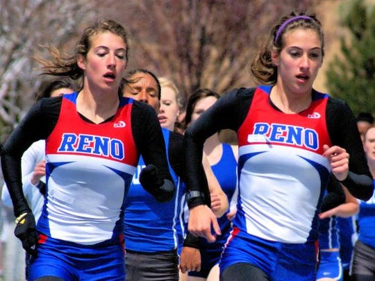 Erika and Sidney Root were two in a long line of successful distance runners at Reno High.
