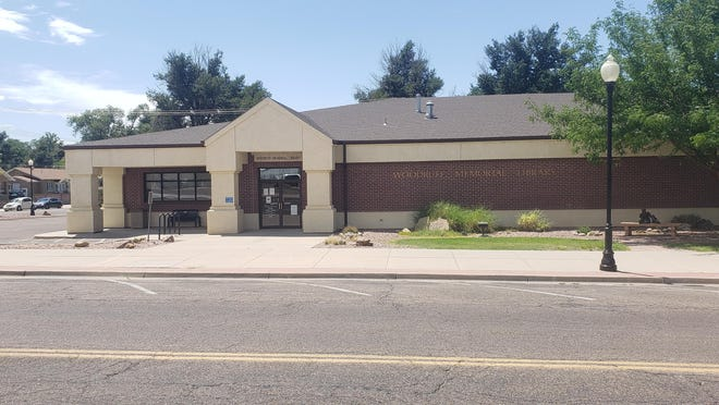 Woodruff Memorial Library at 522 Colorado Avenue in La Junta is scheduled to start allowing patrons into the building by appointment July 21.