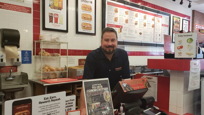 Woburn Firehouse Subs franchisee Wells Aitken has donated more than 620 Firehouse Subs meals to healthcare workers at Winchester Hospital, Melrose-Wakefield Hospital, Lahey Hospital and Medical Center Burlington and Lahey Hospital and Medical Center Peabody.