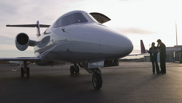 When you fly private you don't need to worry about