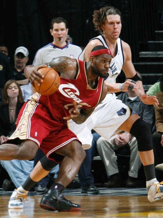 LeBron James, Mike Miller