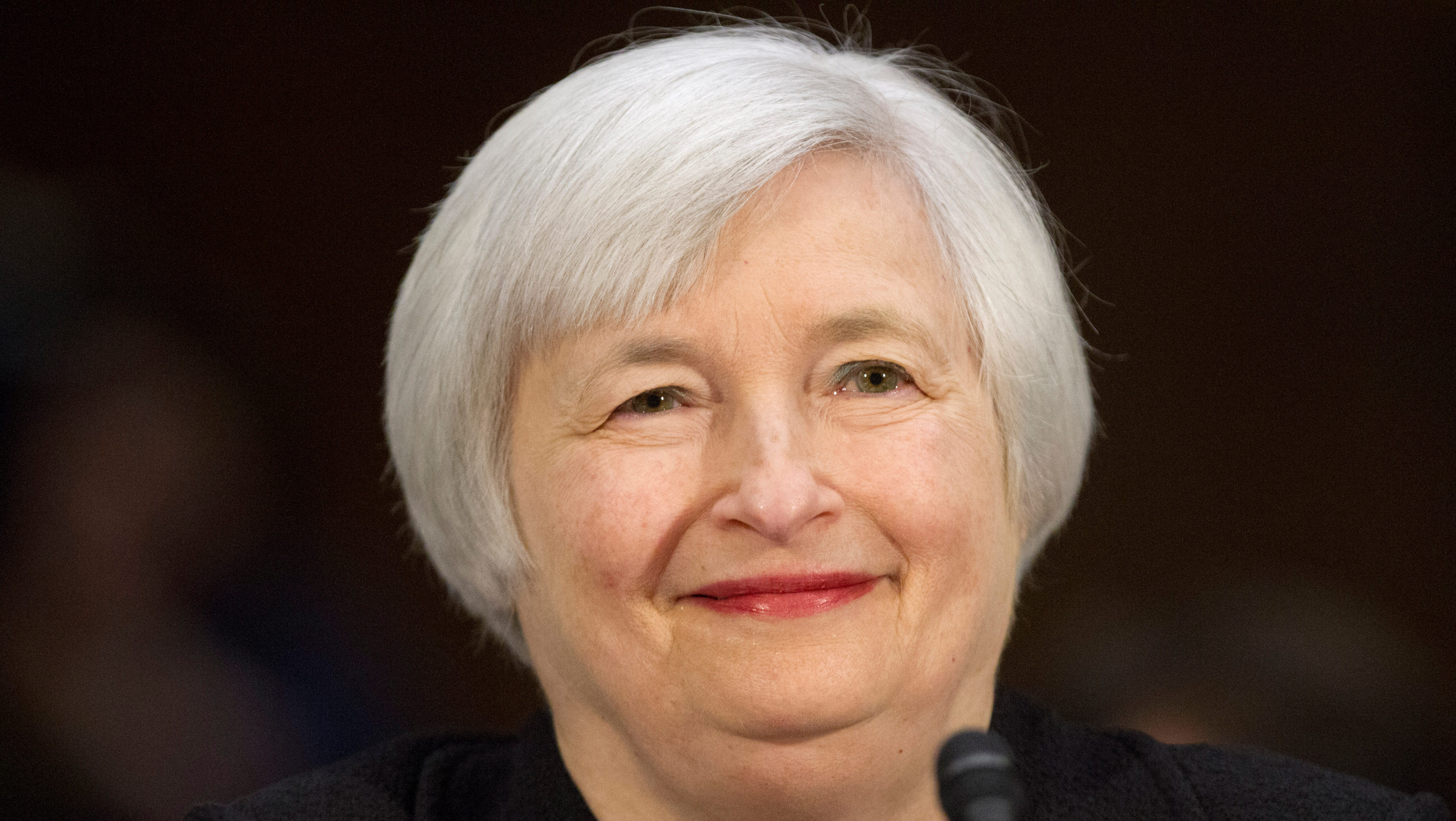 senate confirms janet yellen as fed chairman usa today