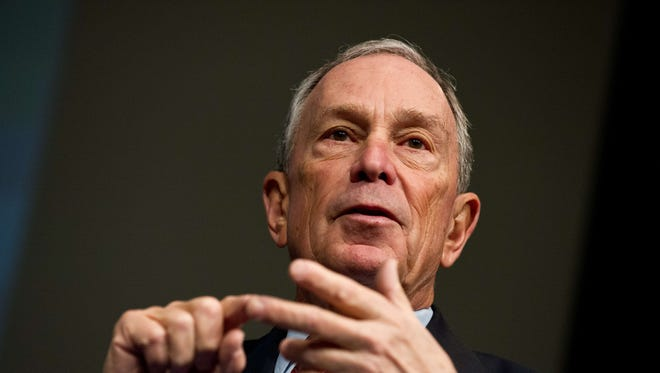 Michael Bloomberg is the former mayor of New York City.