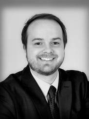 Brandon Bussell, assistant vice president/internal