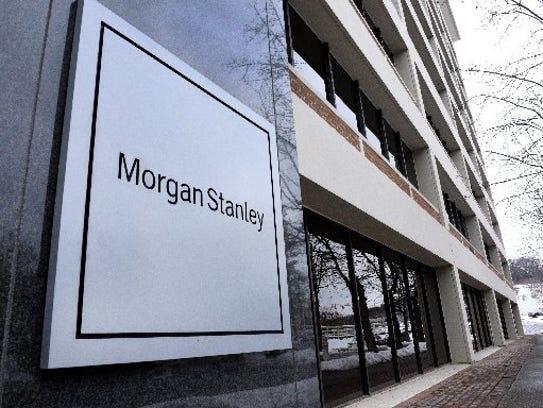 Morgan stanley smith barney stock options