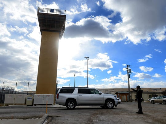 Montana State Prison in Deer Lodge