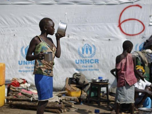 Uganda UN Refugees