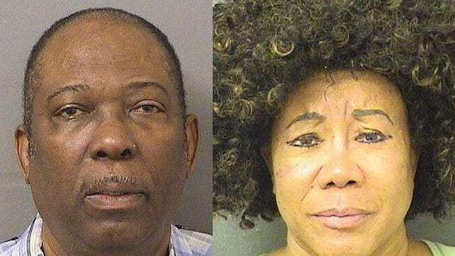 Lynrod Douglas and Millicent Douglas face charges of exploitation of the elderly.