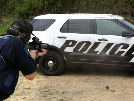 New Ford Police Cars Can Stop Ak 47 Gunfire