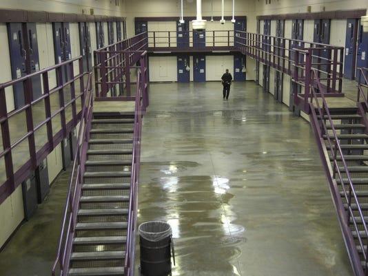 AP NEW PRISON A USA MD