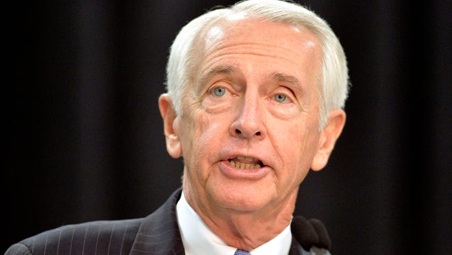 Former Kentucky governor Steve Beshear led that state's expansion of Medicaid.