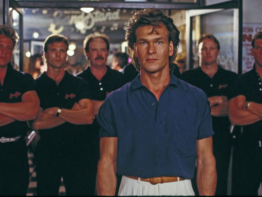 Road House, 1989. Directed by Rowdy Herrington. © Silver