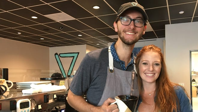 Conejo Valley natives Sean McCarthy and Amber Devolites are the co-owners of Five07 Coffee Bar & Eatery in Thousand Oaks. The business opened Jan. 27 in the Oakbrook Plaza.