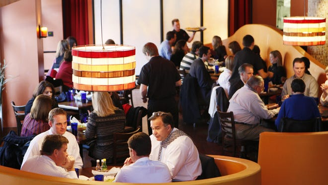 Nada on Walnut Street has been packed ever since it opened seven years ago.
