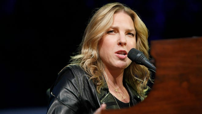 Jazz singer/pianist Diana Krall will perform at The Grand in Wilmington on Nov. 24.