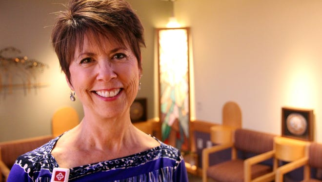 Chaplain Maria McLain Cox recently replaced longtime Poudre Valley Hospital Chaplain Mike Lundgren, who retired in July 2016.