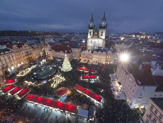 10Best readers think Prague is the best destination