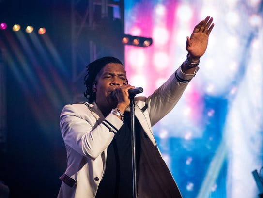 Newsboys Michael Tait says the Big Church Night Out