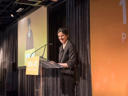 100Kin10 Executive Director Talia Milgrom-Elcott believes
