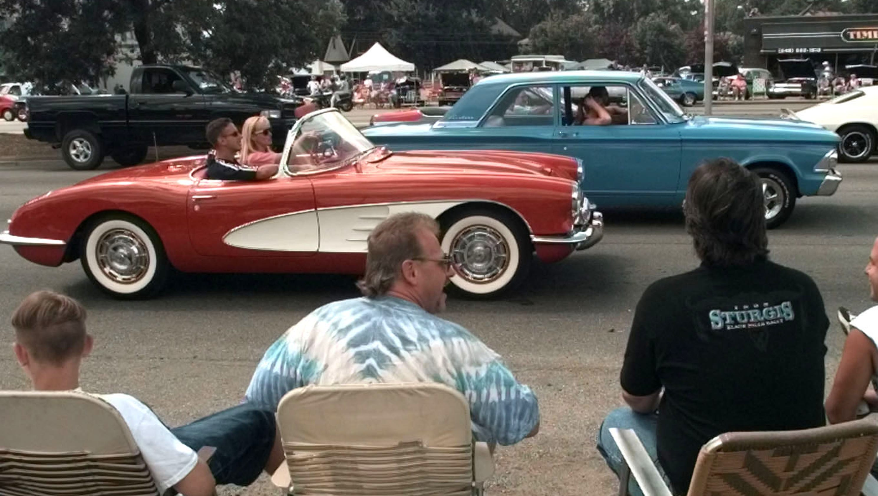 Woodward Dream Cruise FAQ