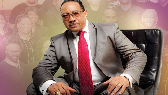 Legendary TV show host and gospel artist Bobby Jones will perform Sunday at Olive Branch Church.