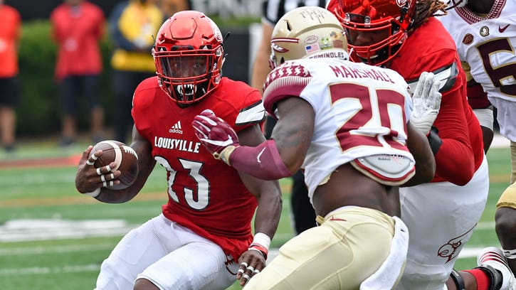 No. 3 Louisville 'business as usual' against Marshall