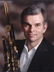 Jerry O'Sullivan will perform with the York Symphony