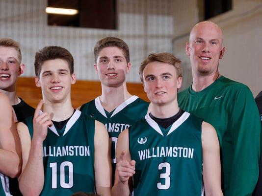 Williamston vs Portland Regional Basketball
