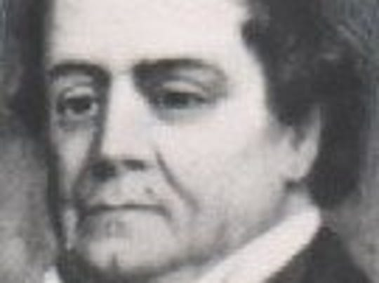 Lewis Cass, the second governor of the Michigan Territory,