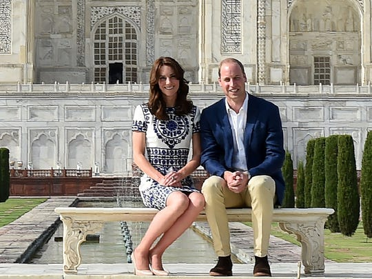The Duke and Duchess of Cambridge wrapped up their