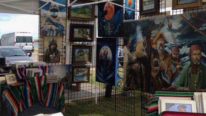 The Port Aransas Art Center will kick off the month of December with Christmas cheer as it debuts its first Island Holiday Market on Dec. 3.