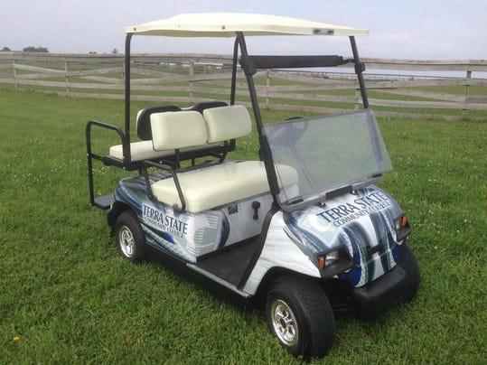 FRE 0620 golf cart