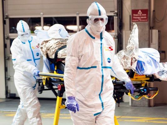 Ebola geneva