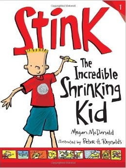 """Stink: The Incredible Shrinking Kid"""