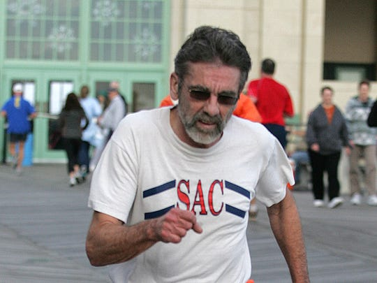 Middletown's Harry Nolan has been a fixture on the running scene for more than 50 years.