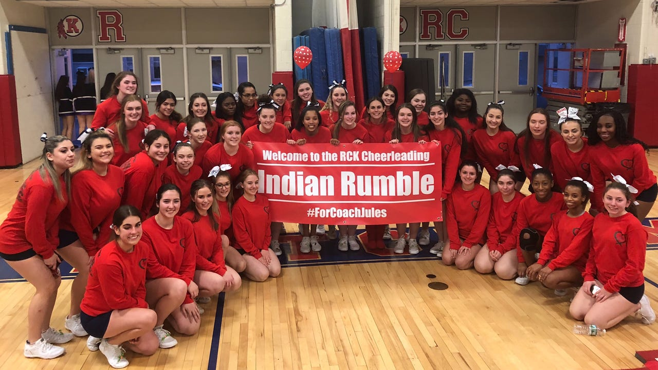 Several local cheerleading teams shined in the Ketcham Indian Rumble tournament, and tribute was paid to former Ketcham coach Julia Eurillo, who died in December. Dutchess Premier Cheer and Franklin D. Roosevelt were named Grand Champions.