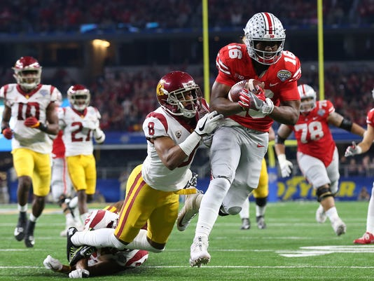 NCAA Football: Cotton Bowl-Ohio State vs Southern California