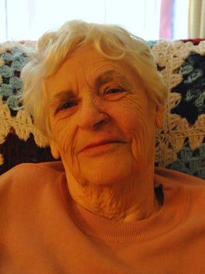 Rita Kaiser, 91