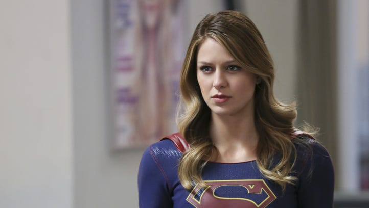 CW aims to soar with superheroes