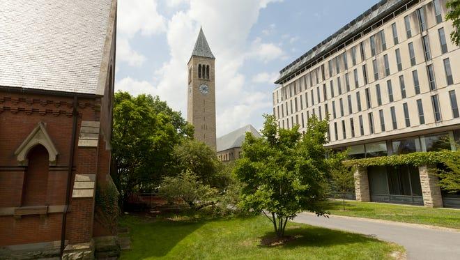 Cornell University.