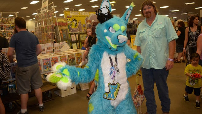 Pensacola Para Con/Pensacola Comic Convention