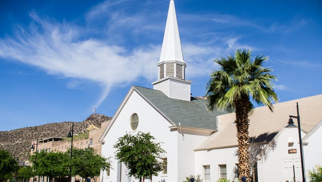 The First Congregational United Church of Christ in Tempe was founded in 1892, and sold in February. The current building was built in 1953, and hosted the church's last service on March 26, 2017.