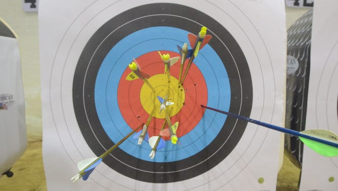 Archery may be an option for older kids who aren't into group sports.