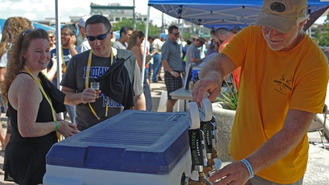 Organizers of Beers Across the Wabash have canceled the event for 2020.