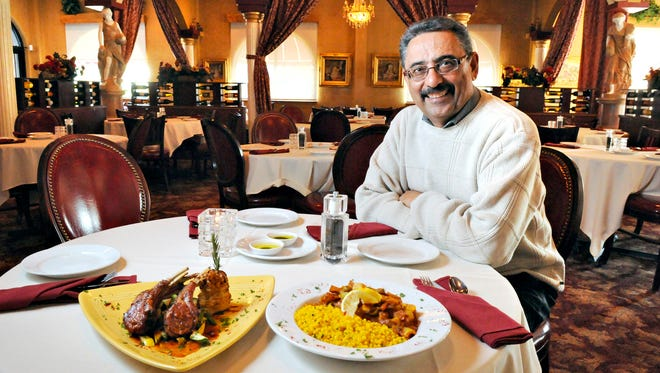 Jim Rakhshani, owner of the Cafe Renaissance in Waite Park, talks about the restaurant and his travels.