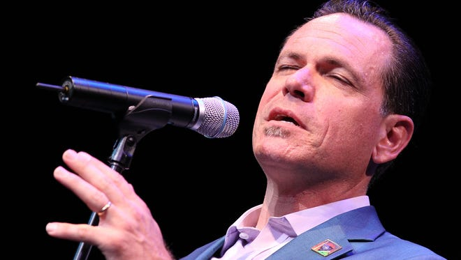 "Grammy winner Kurt Elling takes on the music of Ol' Blue Eyes for his ""Elling Swings Sinatra"" show at 7 p.m. Sunday at the Weidner Center. He'll be joined by a quintet to celebrate Frank Sinatra's 100th birthday, giving voice to such classics as ""Come Fly with Me,"" ""I've Got You Under My Skin"" and ""The Lady Is a Tramp."" Tickets are $31.35 and up at ticketstaronline.com and (800) 895-0071."