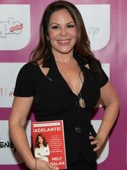 "Nely Galan attends ""Las 25 Mujeres Mas Poderosas,"""