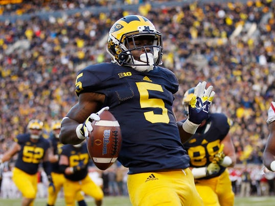 Jim Harbaugh: 'I knew (Jabrill Peppers) was good, but he's ...