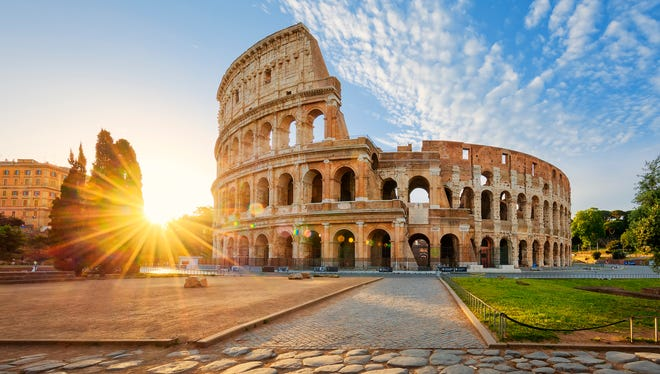 Going to Italy soon? You can visit the Colosseum for free.